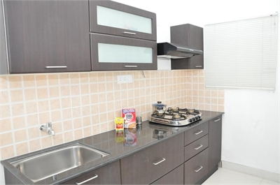 2 bhk multistorey apartment flat for sale in hitech city for M kitchen hyderabad