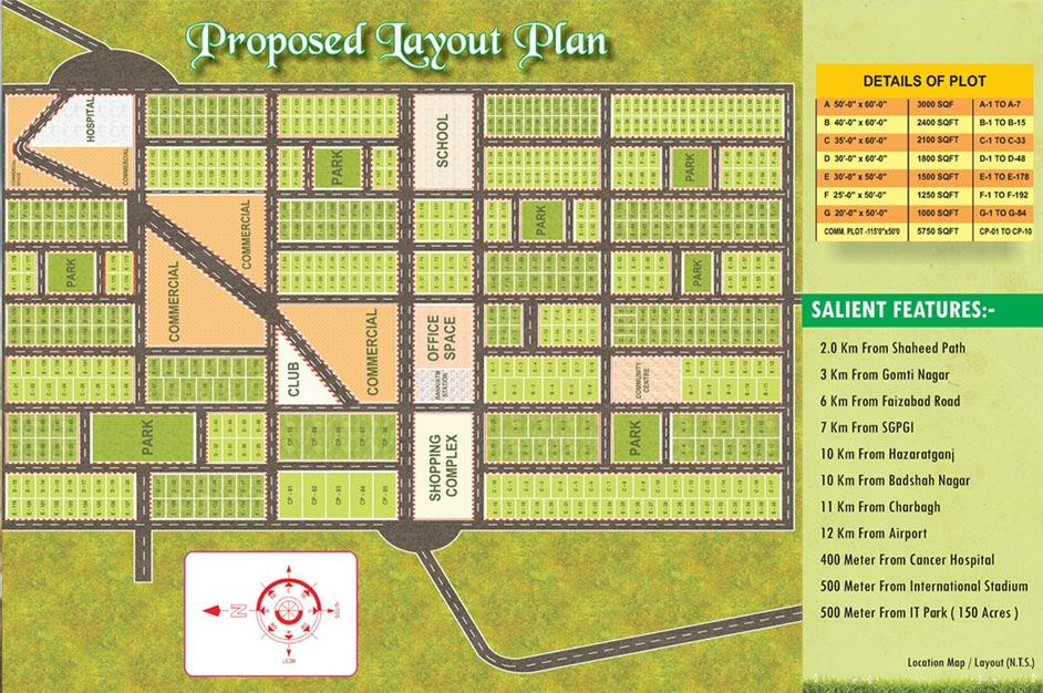 Shree Raj Infra Housing Pvt. Ltd. Gomti Estate Phase III Gomti Nagar ...