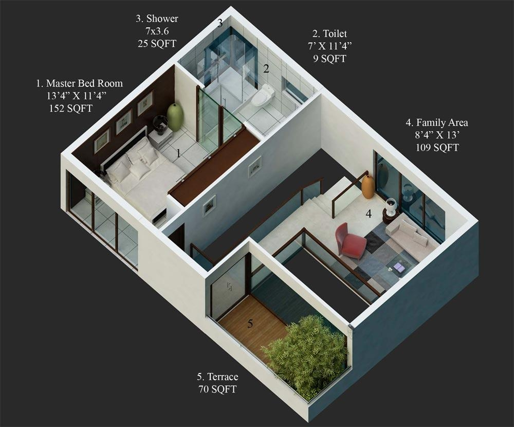 2 bhk house plans 30x40 house design plans for 40 x 40 apartment plans