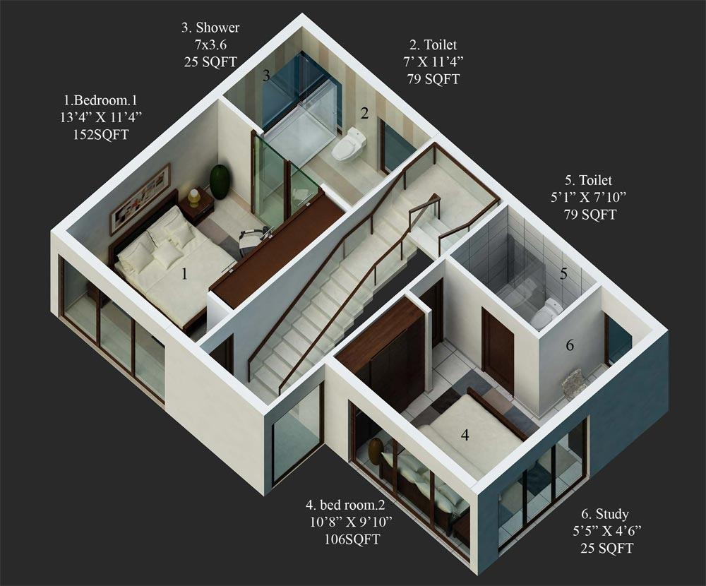 Extraordinary 2 bhk house plans 30x40 gallery exterior for 2 bhk house plans 30x40