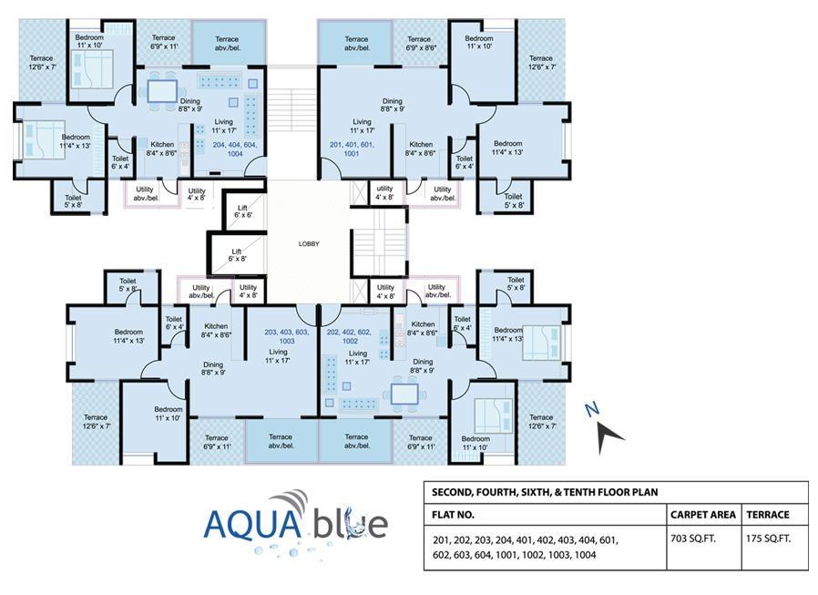 5 Storey Building Floor Plan Images
