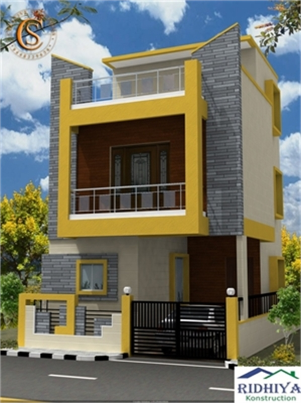 3 bhk residential house for sale in ridhiya konstruction