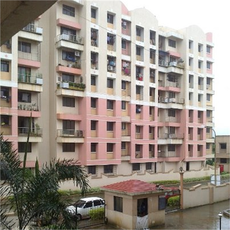 750 Sq Ft Apartment: 2 BHK Multistorey Apartment / Flat For Sale In Dombivli