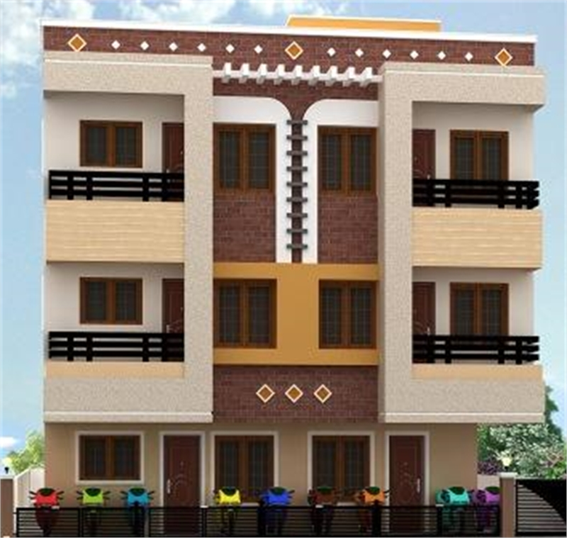 1 BHK Residential House For Rent In West Mambalam Chennai