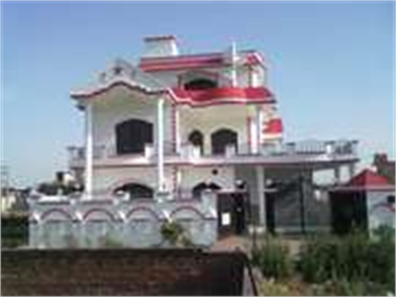 4 bhk residential house for sale in a residential house for Map of kothi design