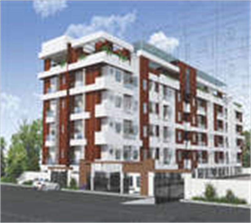 3 bhk multistorey apartment flat for sale in mounika Multi residential for sale