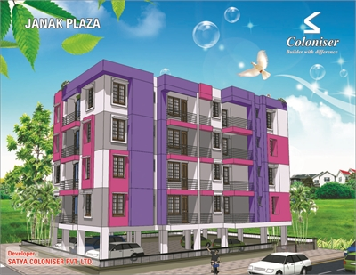 3 bhk multistorey apartment flat for sale in danapur Multi residential for sale