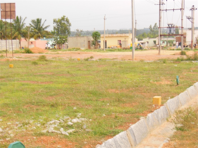 Residential Plot / Land for sale in Manjunatha Layout