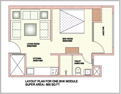 Studio Apartment Noida 1 bhk studio apartment for sale in clarissa greater noida greater