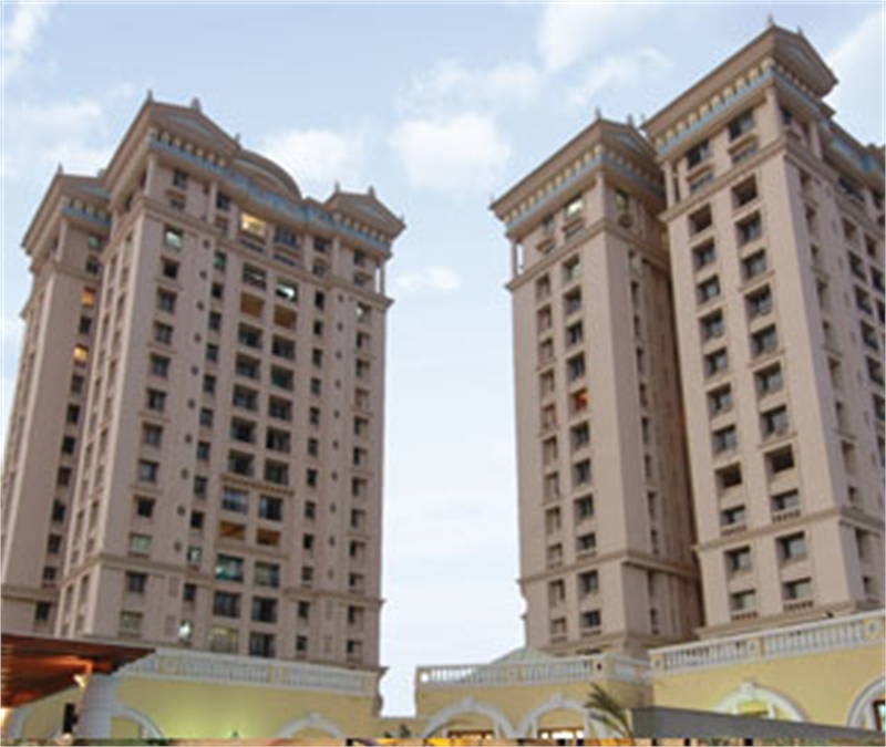 Apartments For Rent Under 1000 Near Me: 2 BHK Multistorey Apartment / Flat For Rent In Dosti Elite