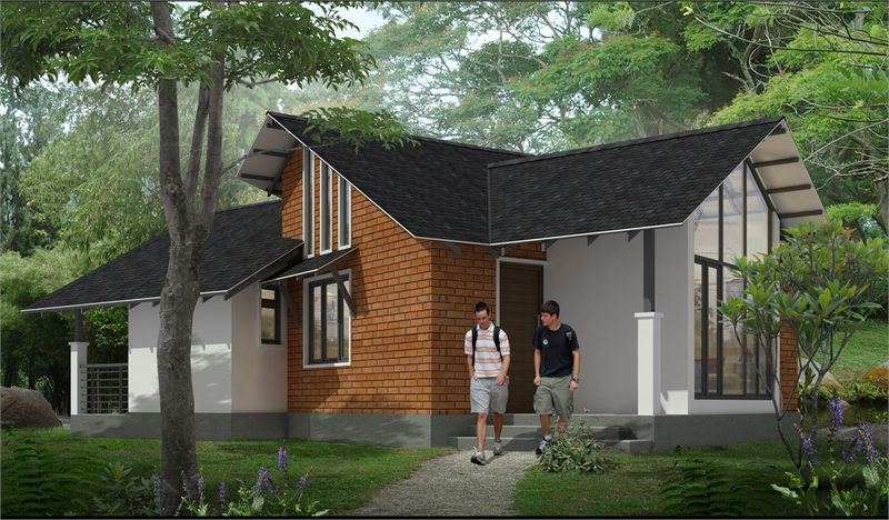 2 bhk holiday home for sale in misty peak kalpetta wayanad for Guntha to sq ft
