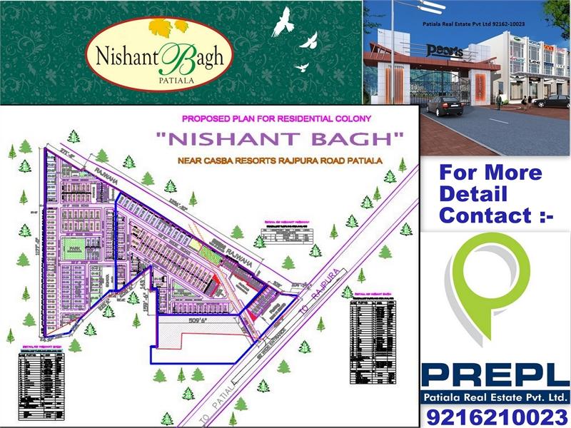 Nishant bagh