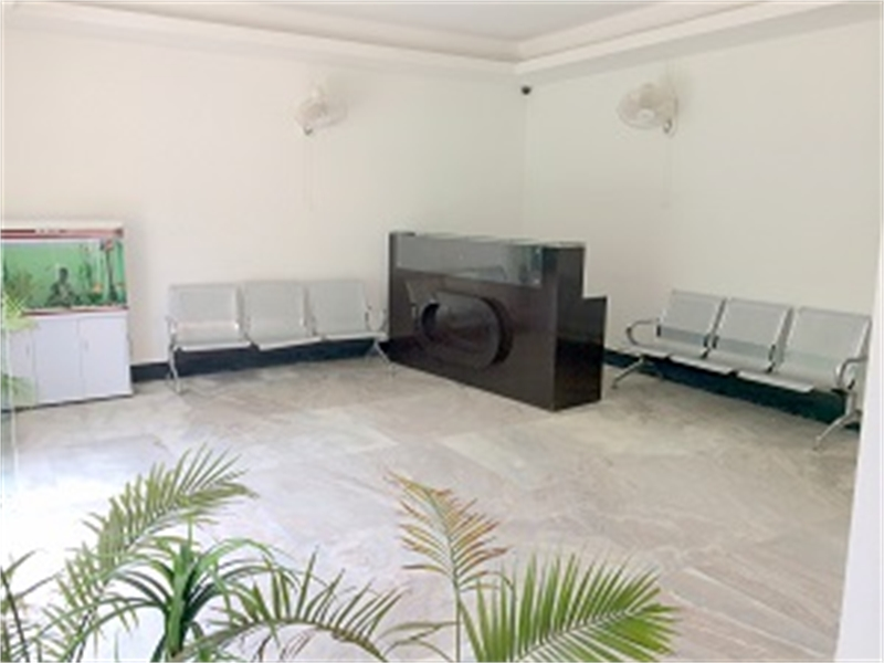 Office in Business Park for rent in BSI BUSINESS PARK PVT