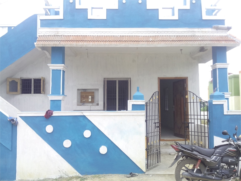 2 bhk residential house for rent in veppampattu chennai for Guntha to sq ft