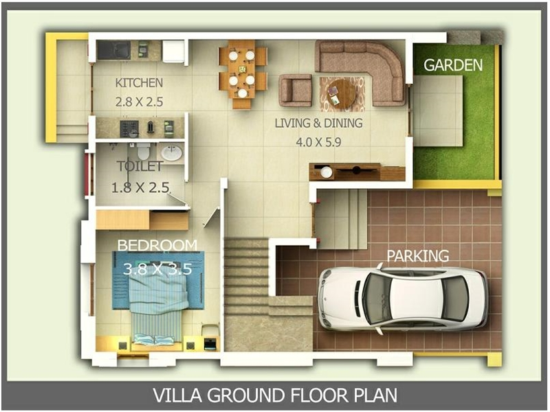 4 Bhk Villa For Sale In Sankardhadhi Groups Individual