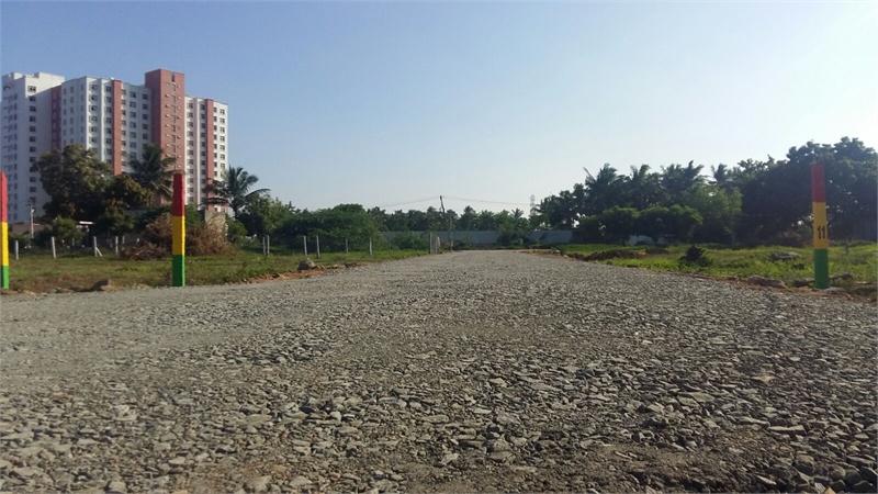 Residential Plot / Land for sale in Kandigai Chennai