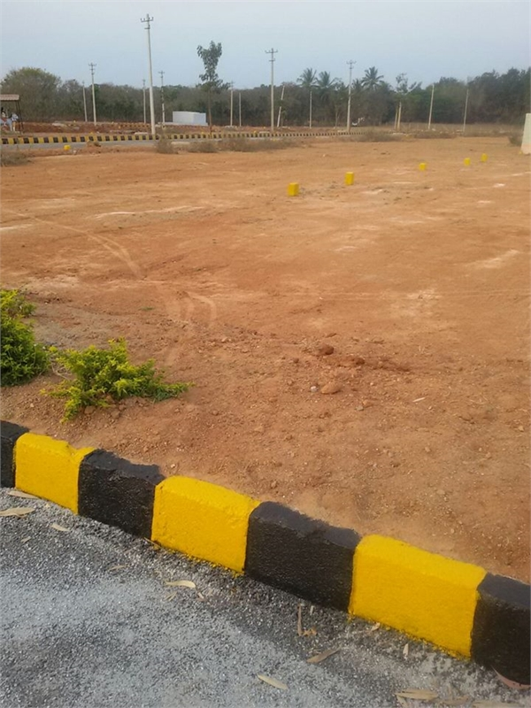 Residential plot land for sale in attibele bangalore for Guntha to sq ft