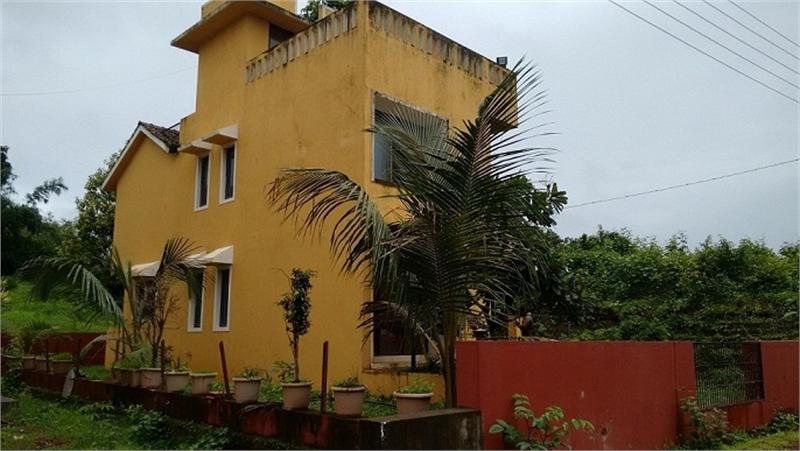 3 BHK Villa for sale in Kankavali Sindhudurg - 1535 Sq-ft - 3 Guntha