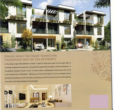 4 bhk villa for sale in venus garden whitefield bangalore for 4 bhk villas in bangalore