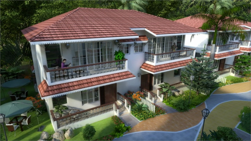 1 bhk multistorey apartment flat for sale in siolim goa Multi residential for sale