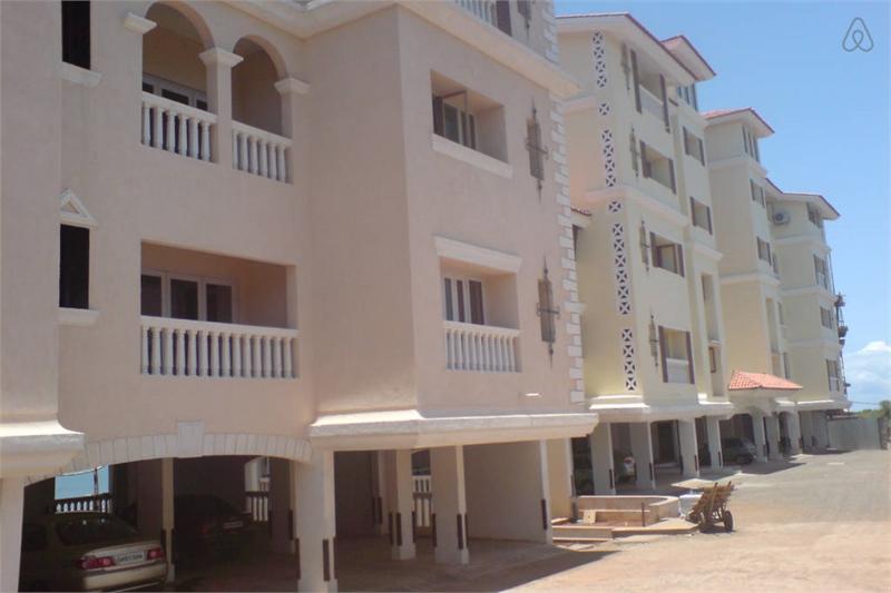 3 Bhk Multiy Apartment Flat For In Dona Paula Landscape Cabo