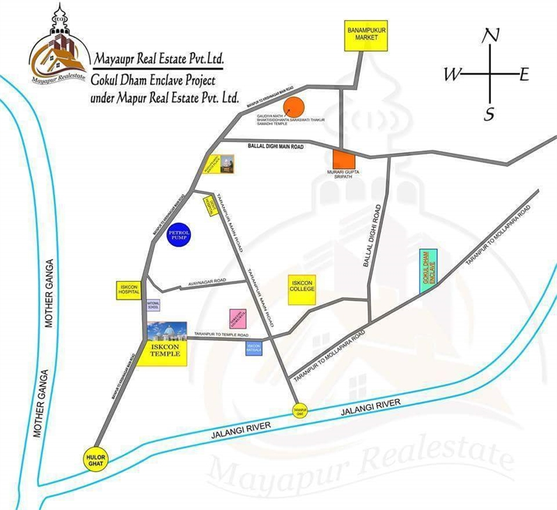 Residential Plot / Land for sale in Taranpur Mayapur - 2160 Sq-ft