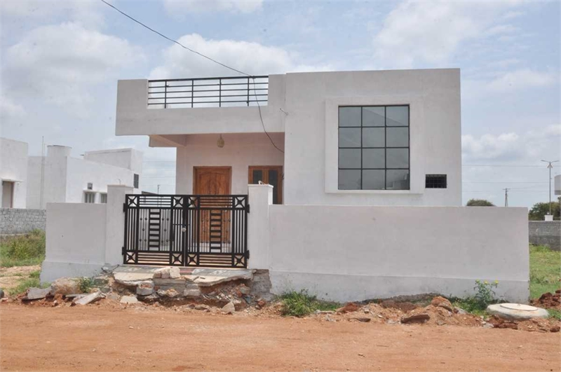 Residential Plot Land For Sale In Software Colony B N