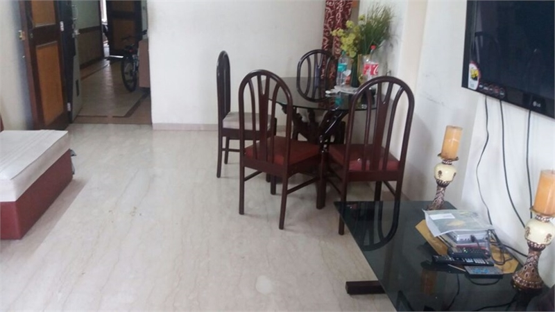 2 bhk multistorey apartment / flat for rent in bhagirathi paradise