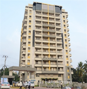 2 bhk multistorey apartment flat for sale in maurishka Multi residential for sale