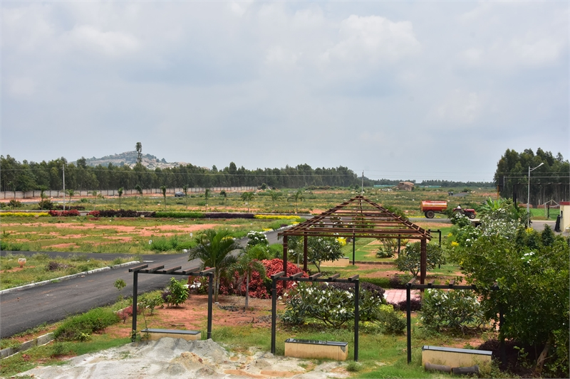 Residential Plot / Land for sale in Hoskote Bangalore - 1200