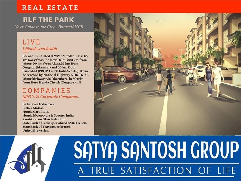 2 Bhk Builder Floor Apartment For Sale In Alwar Bypass Road Bhiwadi