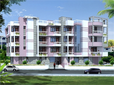 2 bhk multistorey apartment flat for sale in jagatpura Multi residential for sale