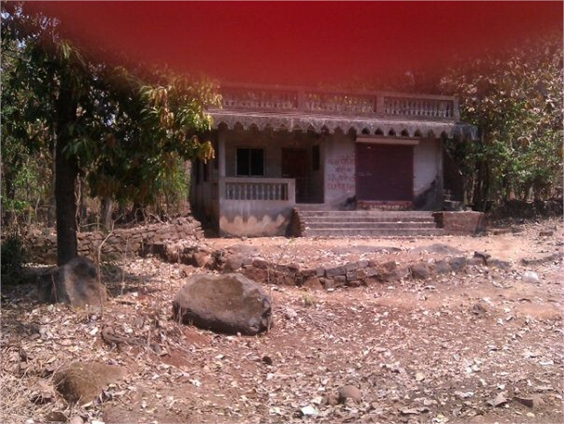 2 bhk residential house for sale in palgad dapoli 800 sq for Guntha to sq ft