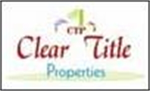 Clear Tittle Properties