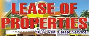 Lease Of Properties