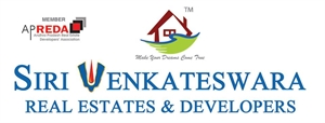 Siri Venkateswara Real Estate and Developers