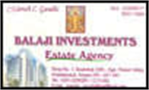 Balaji estate consultancy