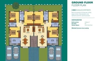 2 BHK, Villa For Sale in Oragadam, Chennai