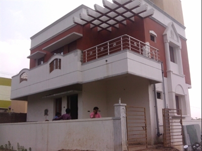 3 BHK, Villa For Sale in Porur, Chennai