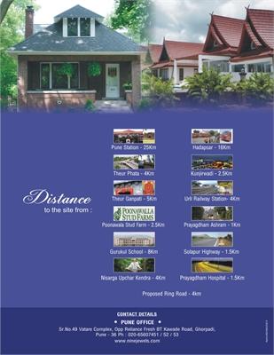 Residential Plot / Land For Sale in Solapur Rd, Pune