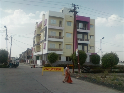 2 BHK, Builder Floor Apartment For Sale in A B Road, Indore