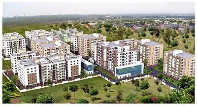 2 BHK, Residential House For Sale in Near BIIT College, Sundarapada, Patrapada, Bhubaneshwar