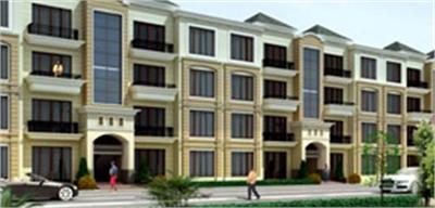 3 BHK, Builder Floor Apartment For Sale in Kharar Road, Mohali