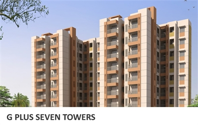2 BHK, Multistorey Apartment / Flat For Sale in Dombivli East, Thane