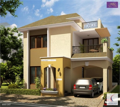 3 BHK, Villa For Sale in Kanakapura Road, Bangalore