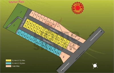 Residential Plot / Land For Sale in Mysore Road, Bangalore
