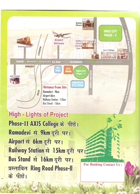 Residential Plot / Land For Sale in G.T. Road, Kanpur