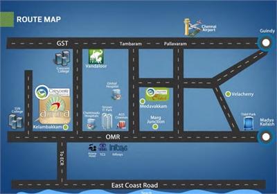Residential Plot / Land For Sale in OMR, Chennai