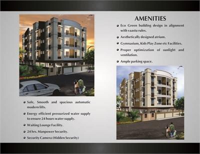 2 BHK, Multistorey Apartment / Flat For Sale in Kolar Road, Bhopal