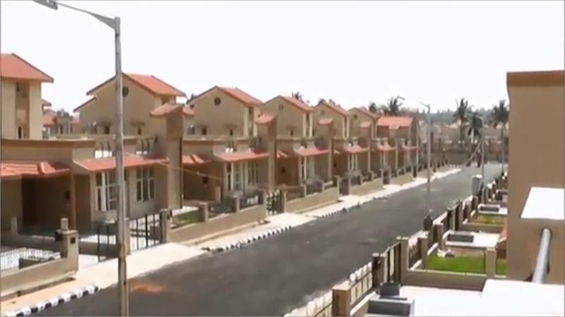 3 bhk villa for rent in vasanth vihar awho complex